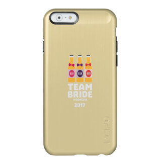 Capa Incipio Feather® Shine Para iPhone 6 Noiva Indonésia da equipe 2017 Z2j8u