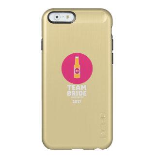 Capa Incipio Feather® Shine Para iPhone 6 Noiva Vancôver da equipe Henparty 2017 Zkj6h