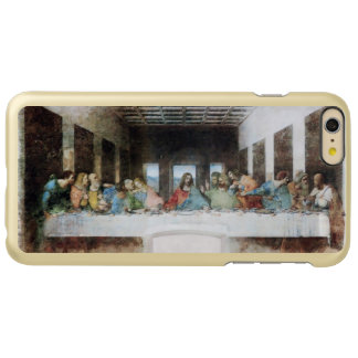Capa Incipio Feather® Shine Para iPhone 6 Plus A última ceia por Leonardo da Vinci