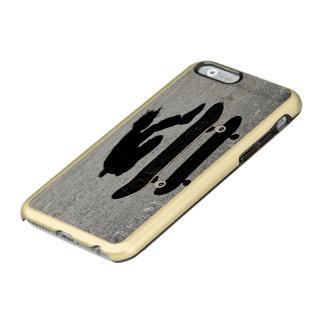 Capa Incipio Feather® Shine Para iPhone 6 skate imprensado