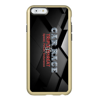 Capa Incipio Feather® Shine Para iPhone 6 Triplicar-se SUPERIOR da raça de carro
