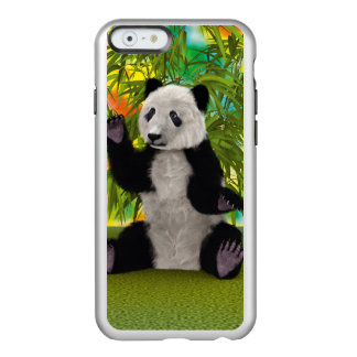 Capa Incipio Feather® Shine Para iPhone 6 Urso de panda