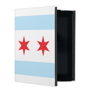 Capa iPad Caso do iPad da bandeira de Chicago