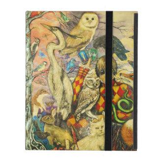 Capa iPad Harlequin