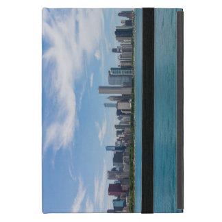 Capa iPad Mini Arquitectura da cidade do dia de Chicago