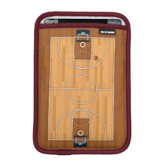 Capa iPad Mini Bola de Salão do passo do campo de básquete