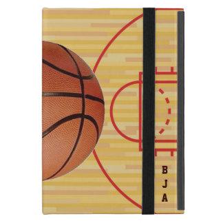 Capa iPad Mini Caixa do ar do iPad do design do basquetebol