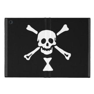 Capa iPad Mini Caso alegre do iPad da bandeira de pirata de