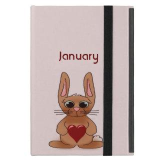Capa iPad Mini Coelho Birthstone