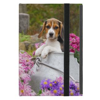 Capa iPad Mini Filhote de cachorro bonito em uma batedeira de