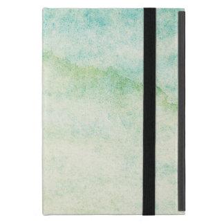 Capa iPad Mini Fundo abstrato da aguarela