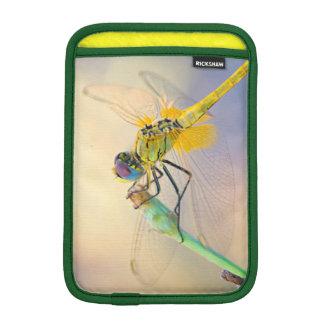 Capa iPad Mini Libélula colorida