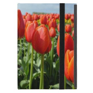 Capa iPad Mini Mini caso do ipad vermelho do impressão das