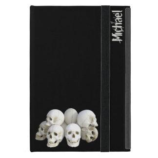 Capa iPad Mini Pilha assustador dos crânios