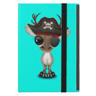 Capa iPad Mini Pirata bonito da rena do bebê