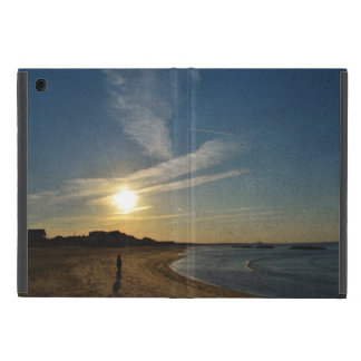 Capa iPad Mini Por do sol Textured por Shirley Taylor