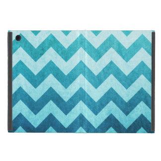 Capa iPad Mini Sarja de Nimes Chevron por Shirley Taylor