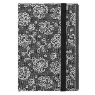 Capa iPad Mini Teste padrão 1 do tecido do laço