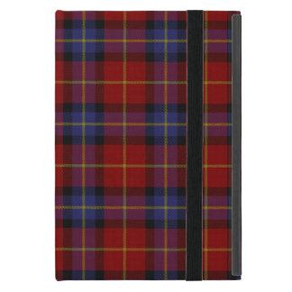 Capa iPad Mini Teste padrão do Tartan