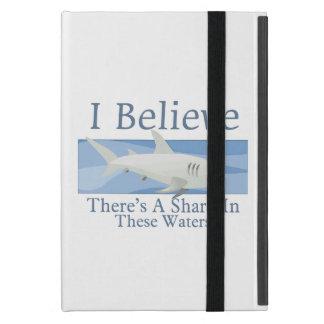 Capa iPad Mini Tubarão nestas águas