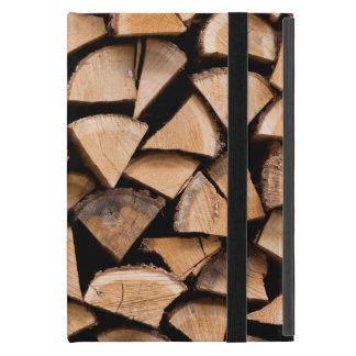 Capa iPad Mini Woodpile