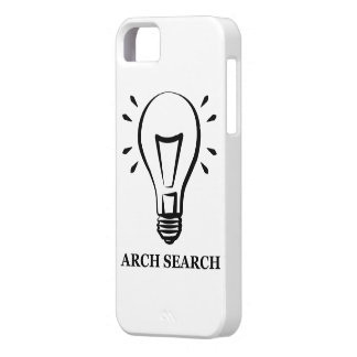 Capa iPhone 5 Arch Search