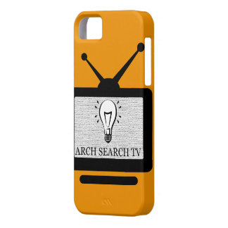 Capa iPhone 5 Arch Search Tv