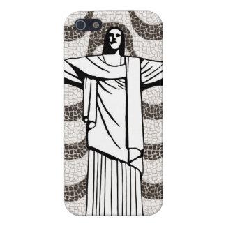 Capa Iphone 5 Cristo Redentor