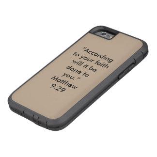 """Capa iPhone 6 Tough Xtreme """"De acordo com telemóvel Ca de Iphone 6/6S da sua"""
