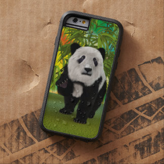 Capa iPhone 6 Tough Xtreme Urso de panda