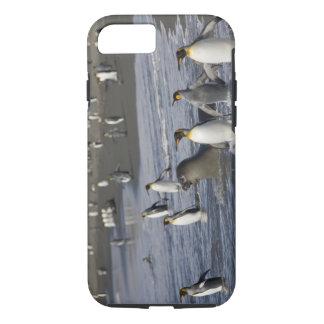 Capa iPhone 8/7 A Antártica, ilha sul de Geórgia (Reino Unido),