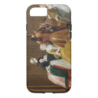 Capa iPhone 8/7 A família de Harlowe, do Clar de Samuel Richardson