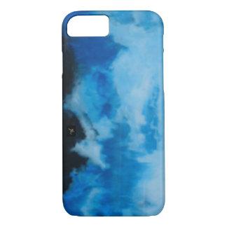 Capa iPhone 8/7 Abstrato do azul