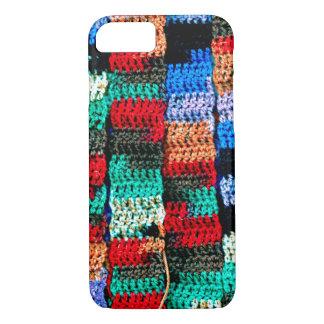Capa iPhone 8/7 Abstrato do Crochet-Estilo no caso do iPhone 7