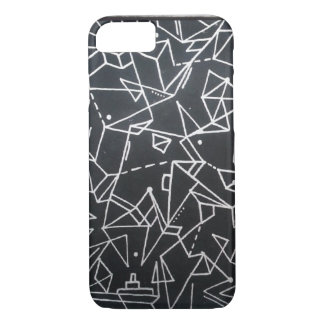 Capa iPhone 8/7 Ação da geometria