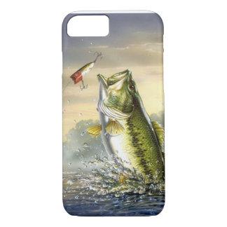 Capa iPhone 8/7 Ação superior da água - Largemouth