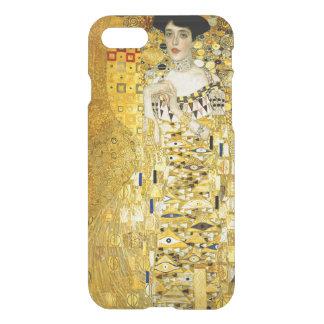 Capa iPhone 8/7 Adele Bloch-Bauer mim por Gustavo Klimt