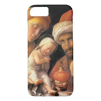 Capa iPhone 8/7 Adoração de Mantegna dos Magi
