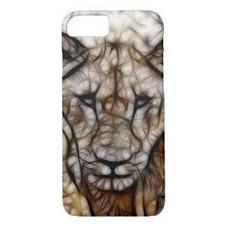 Capa iPhone 8/7 África do Sul eu sou arte do leão