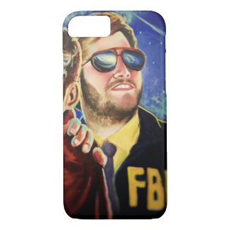 Capa iPhone 8/7 Agente especial Andy Dwyer
