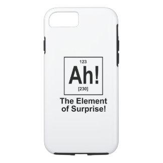 Capa iPhone 8/7 Ah! O elemento de surpresa