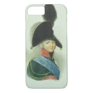 Capa iPhone 8/7 Alexander (1777-1825) o grande imperador de todo o