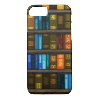 Capa iPhone 8/7 Amantes de livro & livros coloridos dos