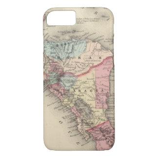 Capa iPhone 8/7 América Central 5