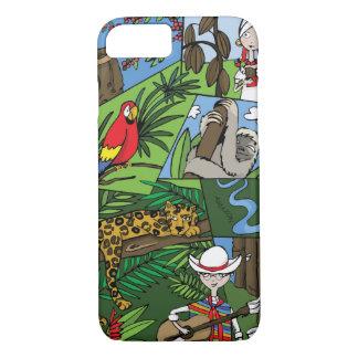 Capa iPhone 8/7 Ámérica do Sul