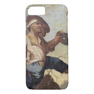 Capa iPhone 8/7 Anão que guardara um jarro (óleo nas canvas