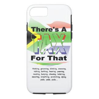 Capa iPhone 8/7 Anti-Imposto (África do Sul)