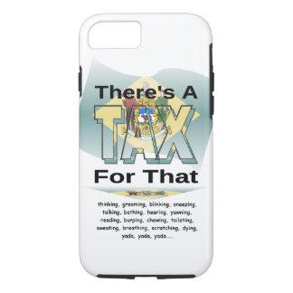 Capa iPhone 8/7 Anti-Imposto (Delaware)