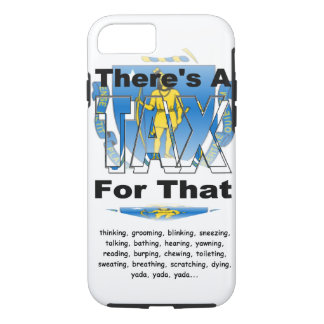 Capa iPhone 8/7 Anti-Imposto (Massachusetts)