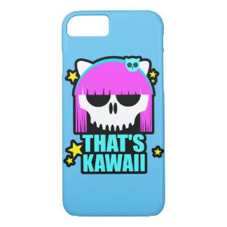 Capa iPhone 8/7 Aquele é Kawaii